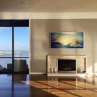 Fine Art Photography. Adrenalina, Casa Singer-Lamstein, San Francisco, California. USA.
