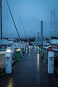 Fishing boats at Seward Harbor, Seward, Alaska