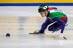 12-01-2018 DUI: ISU European Short Track Championships 2018 day 1, Dresden<br /> Arianna Fontana ITA # 9
