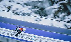 16.02.2020, Kulm, Bad Mitterndorf, AUT, FIS Ski Flug Weltcup, Kulm, Herren, im Bild Yukiya Sato (JPN) // Yukiya Sato of Japan during the men's FIS Ski Flying World Cup at the Kulm in Bad Mitterndorf, Austria on 2020/02/16. EXPA Pictures © 2020, PhotoCredit: EXPA/ Dominik Angerer