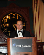 Andrew Glaser at The 2009 NV Awards: A Salute to Urban Professionals sponsored by Hennessey held at The New York Stock Exchange on February 27, 2009 in New York City. ....