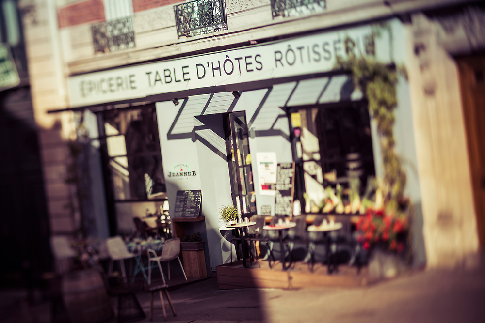 Epicerie Table d'Hotes et Rôtisserie, Montmartre, Paris
