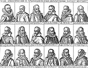 ambassadors to the negotiations at the conclusion of the Twelve Years Truce (1609-1621)The Twelve Years' Truce was the name given to the cessation of hostilities between the Habsburg rulers of Spain and the Southern Netherlands and the Dutch Republic as agreed in Antwerp on 9 April 1609.[1] It was a watershed in the Eighty Years' War, marking the point from which the independence of the United Provinces received formal recognition by outside powers.