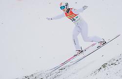 16.02.2020, Kulm, Bad Mitterndorf, AUT, FIS Ski Flug Weltcup, Kulm, Herren, im Bild Johann Andre Forfang (NOR) // Johann Andre Forfang of Norway during the men's FIS Ski Flying World Cup at the Kulm in Bad Mitterndorf, Austria on 2020/02/16. EXPA Pictures © 2020, PhotoCredit: EXPA/ JFK