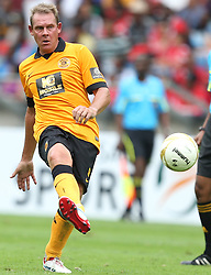 DURBAN, SOUTH AFRICA - NOVEMBER 16: Neil Tovey during the Liverpool  Legends vs Kaizer Chiefs Legends Match (Moses Mabhida Stadium) DURBAN, SOUTH AFRICA - NOVEMBER 16<br /> (Photo by Steve Haag)
