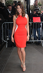 LISA SNOWDON attends the 2014 TRIC Awards at The Grosvenor House Hotel, London, United Kingdom. Tuesday, 11th March 2014. Picture by  i-Images