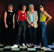 Radio Stars studio portrait 1979