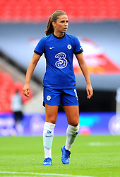 Melanie Leupolz of Chelsea Women- Mandatory by-line: Nizaam Jones/JMP - 29/08/2020 - FOOTBALL - Wembley Stadium - London, England - Chelsea v Manchester City - FA Women's Community Shield