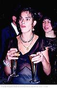 Tracey Emin. Turner Prize Ô98. Tate Gallery. 1/12/98<br />© Copyright Photograph by Dafydd Jones 66 Stockwell Park Rd. London SW9 0DA<br />Tel 0171 733 0108