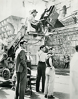 1935 Filming at Paramount Studios