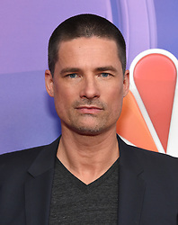 February 20, 2019 - Hollywood, California, U.S. - Warren Christie on the carpet at the NBCUniversal Mid Season Press Junket at Universal Studios. (Credit Image: © Lisa O'Connor/ZUMA Wire)