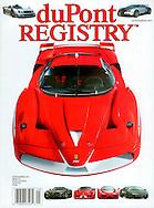Magazine Cover - DuPont Registry