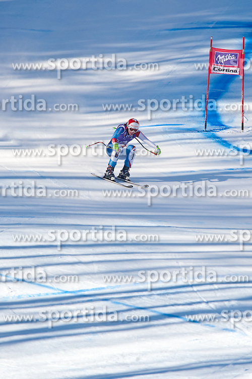 22.01.2011, Tofana, Cortina d Ampezzo, ITA, FIS World Cup Ski Alpin, Lady, Cortina, Abfahrt, im Bild Marianne Abderhalden (SUI, #4) // Marianne Abderhalden (SUI) during FIS Ski Worldcup ladies Downhill at pista Tofana in Cortina d Ampezzo, Italy on 22/1/2011. EXPA Pictures © 2011, PhotoCredit: EXPA/ J. Groder