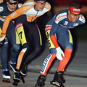 NLD/Breda/20051022 - Marathon schaatswedstrijd Essent Cup 2, Casper Helling (96)