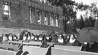 1930 Nuns at Immaculate Heart College