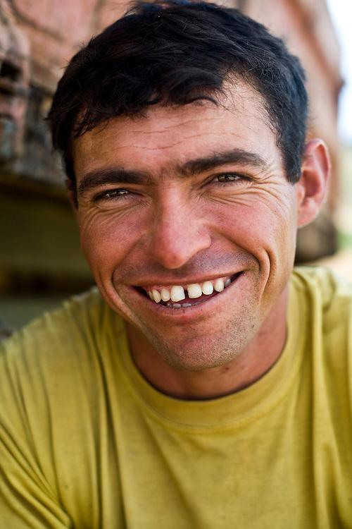 Pocos de Caldas_MG, Brasil...Morador de Pocos de Caldas...A man portrait, He lives in Pocos de Caldas...Foto: JOAO MARCOS ROSA / NITRO