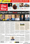 September 30, 2021 - AFRICA: Front-page: Today's Newspapers In Africa
