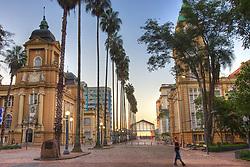 O Museu de Arte do Rio Grande do Sul Ado Malagoli (MARGS) é um museu brasileiro sediado em Porto Alegre, capital do estado do Rio Grande do Sul, pertencente ao governo estadual. Localiza-se na Praça da Alfândega, no Centro Histórico da cidade, e é uma das mais importantes instituições culturais do estado, alinhando-se entre os museus mais importantes do Brasil. FOTO: Jefferson Bernardes/Preview.com