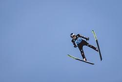 31.12.2020, Olympiaschanze, Garmisch Partenkirchen, GER, FIS Weltcup Skisprung, Vierschanzentournee, Garmisch Partenkirchen, Qualifikation, Herren, im Bild Andreas Wellinger (GER) // Andreas Wellinger of Germany during qualification jump of men's Four Hills Tournament of FIS Ski Jumping World Cup at the Olympiaschanze in Garmisch Partenkirchen, Germany on 2020/12/31. EXPA Pictures © 2020, PhotoCredit: EXPA/ JFK