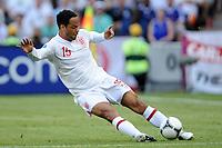 Fotball<br /> 11.06.2012<br /> EM 2012<br /> Frankrike v England<br /> Foto: Witters/Digitalsport<br /> NORWAY ONLY<br /> <br /> Joleon Lescott (England)<br /> Fussball EURO 2012, Vorrunde, Gruppe D, Frankreich - England 1:1