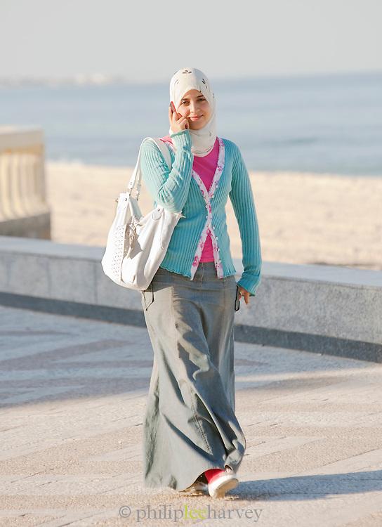 Promenade at Sousse, Tunisia