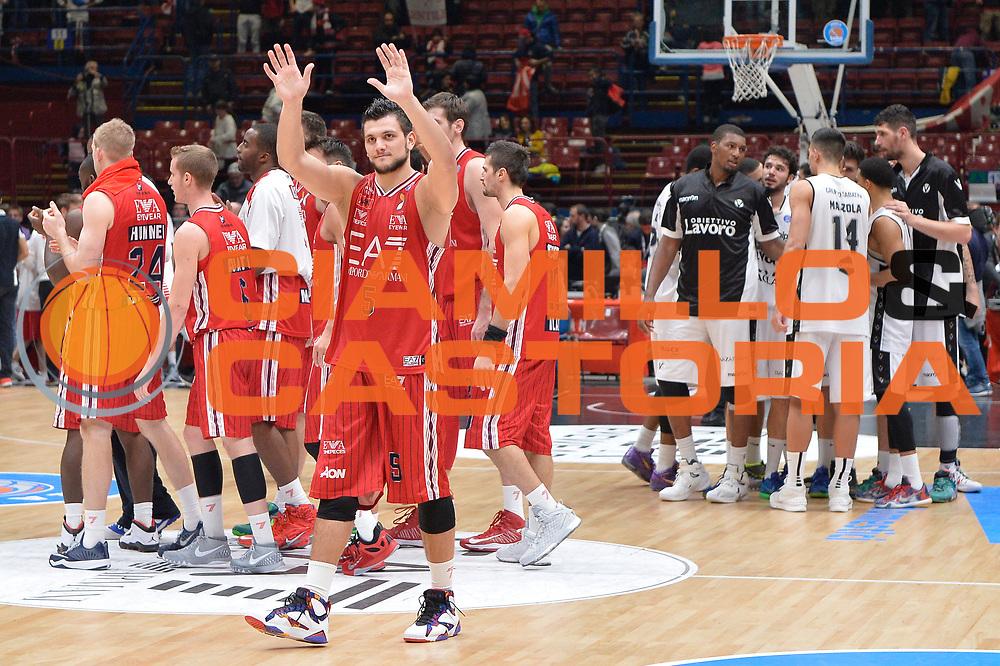 DESCRIZIONE : Milano Lega A 2015-16 Olimpia EA7 Emporio Armani Milano vs Obiettivo Lavoro Virtus Bologna<br /> GIOCATORE : Alessandro Gentile<br /> CATEGORIA : Esultanza<br /> SQUADRA : Olimpia EA7 Emporio Armani Milano<br /> EVENTO : Campionato Lega A 2015-2016<br /> GARA : Olimpia EA7 Emporio Armani Milano Obiettivo Lavoro Virtus Bologna<br /> DATA : 08/11/2015<br /> SPORT : Pallacanestro <br /> AUTORE : Agenzia Ciamillo-Castoria/I.Mancini<br /> Galleria : Lega Basket A 2015-2016  <br /> Fotonotizia : Milano  Lega A 2015-16 Olimpia EA7 Emporio Armani Milano Obiettivo Lavoro Virtus Bologna<br /> Predefinita :