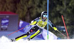 March 16, 2019 - El Tarter, Andorra - Anna Swenn Larsson of Sweeden Ski Team, during Ladies' Giant Slalom Audi FIS Ski World Cup race, on March 16, 2019 in El Tarter, Andorra. (Credit Image: © Joan Cros/NurPhoto via ZUMA Press)