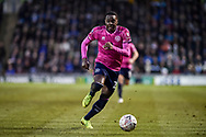 Queens Park Rangers Midfielder, Bright Osayi-Samuel (20) during the The FA Cup fourth round match between Portsmouth and Queens Park Rangers at Fratton Park, Portsmouth, England on 26 January 2019.