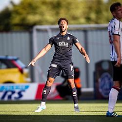 Falkirk v Dunfermline, Scottish Challenge Cup
