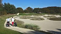 EEMNES - Hole 5 . Golfbaan de GOYER. COPYRIGHT KOEN SUYK