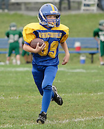Salisbury Mills, New York - Cornwall plays at Washingtonville in an Orange County Youth Football League Division 1 game on Sept. 12, 2010.