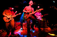 The band Workingmans Army plays at Nectar's on January 18, 2011 in Burlington, Vermont
