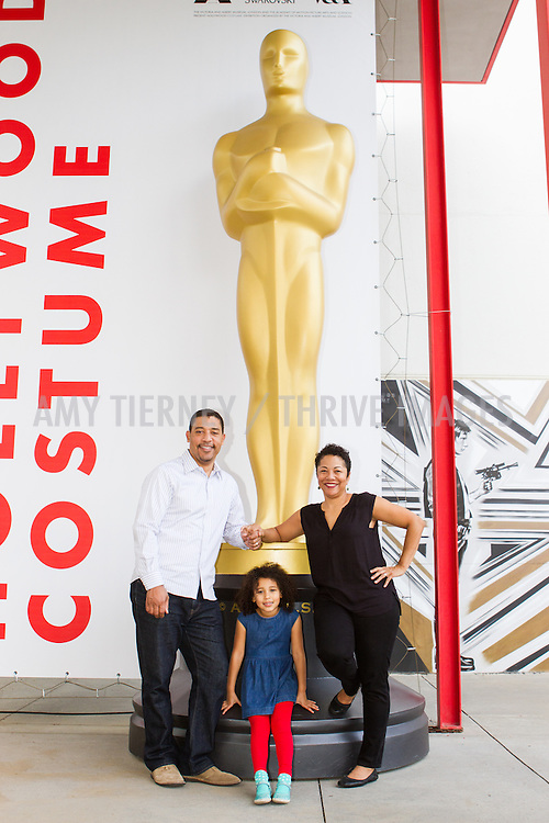 Sophia White, David White and Susan Watanabe White
