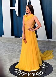 Catt Sadler attending the Vanity Fair Oscar Party held at the Wallis Annenberg Center for the Performing Arts in Beverly Hills, Los Angeles, California, USA.