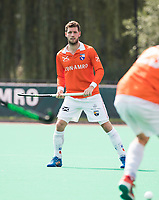 ROTTERDAM - Bloemendaal speler Sander 't Hart, bij de ABN AMRO cup 2017 . COPYRIGHT KOEN SUYK