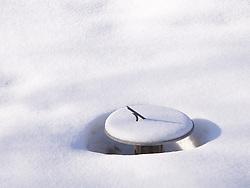 Half Past Winter, Sundial