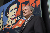 """11 MAY 2012, BERLIN/GERMANY:<br /> Horst Seehofer, CSU, Ministerpraeisdent Bayern, eroeffnet die Ausstellung """"Goetterdaemmerung - Koenig Ludwig II. und seine Zeit"""", Bundesrat<br /> IMAGE: 20120511-02-011"""