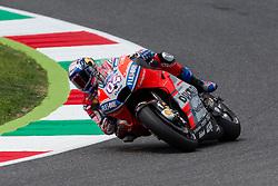 June 1, 2018 - Scarperia, Imola, Italy - Andrea Dovizioso of Ducati Team during the Free Practice 2 of the Oakley Grand Prix of Italy, at International  Circuit of Mugello, on June 01, 2018 in Mugello, Italy  (Credit Image: © Danilo Di Giovanni/NurPhoto via ZUMA Press)