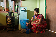 Whilst many of us take it for granted that clean, uncontaminated water will pour out of our taps, it's not something that Radhika could be sure of without her family's biosand filter.