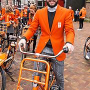 NLD/Den Haag/20180323 - Huldiging Olympische en Paralympische medaillewinnaars, Sjinkie Knegt