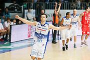 DESCRIZIONE : Cantu Lega A 2013-14 Acqua Vitasnella Cantu EA7 Emporio Armani Milano<br /> GIOCATORE : Stefano Gentile<br /> CATEGORIA : Ritratto Esultanza<br /> SQUADRA : Acqua Vitasnella Cantu<br /> EVENTO : Campionato Lega A 2013-2014<br /> GARA : Acqua Vitasnella Cantu EA7 Emporio Armani Milano<br /> DATA : 23/12/2013<br /> SPORT : Pallacanestro <br /> AUTORE : Agenzia Ciamillo-Castoria/G.Cottini<br /> Galleria : Lega Basket A 2013-2014  <br /> Fotonotizia : Cantu Lega A 2013-14 Acqua Vitasnella Cantu EA7 Emporio Armani Milano<br /> Predefinita :