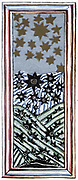 Hildegard of Bingen (1098-1179) German abbess and mystic. Her vision of the Fall of the Angels, by some considered to be evidence that Hildegard suffered from migraine.