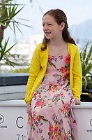 Actress Alida Baldari Calabria at the Dogman film photo call at the 71st Cannes Film Festival, Thursday 17th May 2018, Cannes, France. Photo credit: Doreen Kennedy