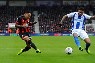 Nathaniel Clyne (23) of AFC Bournemouth crosses the ball during the The FA Cup 3rd round match between Bournemouth and Brighton and Hove Albion at the Vitality Stadium, Bournemouth, England on 5 January 2019.