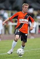 Fotball<br /> Frankrike<br /> Foto: Dppi/Digitalsport<br /> NORWAY ONLY<br /> <br /> FOOTBALL - FRIENDLY GAMES 2008/2009 - FC LORIENT v VANNES OC - 09/07/2008 - ANTOINE BURON (LOR)