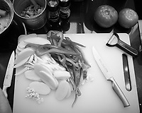 Cooking School in Lisbon, Portugal. Image taken with a Leica X2 camera.
