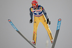 24.11.2012, Lysgards Schanze, Lillehammer, NOR, FIS Weltcup, Ski Sprung, Herren, im Bild Wellinger Andreas (GER) during the mens competition of FIS Ski Jumping Worldcup at the Lysgardsbakkene Ski Jumping Arena, Lillehammer, Norway on 2012/11/23. EXPA Pictures © 2012, PhotoCredit: EXPA/ Federico Modica