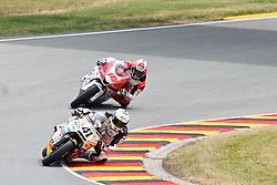 17.07.2010, Sachsenring, GER, MotoGP, Deutschland Grand Prix 2010, im Bild Arne Tode (German RacingTeam #41), Moto2 EXPA Pictures © 2010, PhotoCredit: EXPA/ nph/  Hammes+++++ ATTENTION - OUT OF GER +++++ / SPORTIDA PHOTO AGENCY