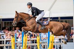 Vereecke Andres, BEL, Noyelle vd Begijnakker<br /> FEI WBFSH Jumping World Breeding Championship for young horses Zangersheide Lanaken 2019<br /> © Hippo Foto - Dirk Caremans