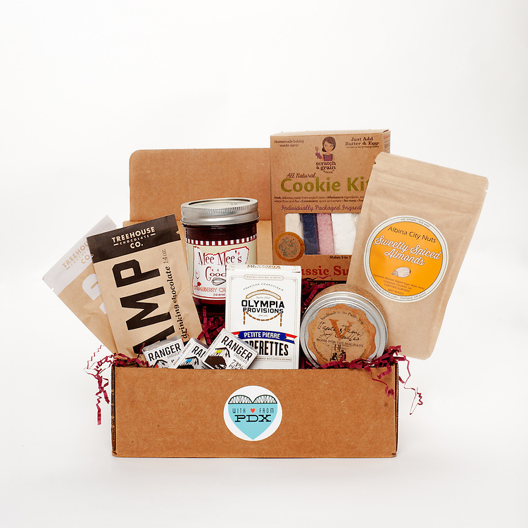 With Love From PDX gift boxes